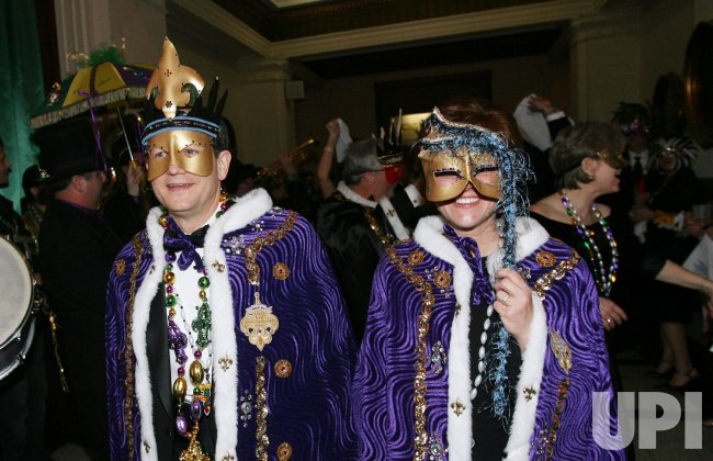 ST. LOUIS MAYOR'S MARDI GRAS BALL