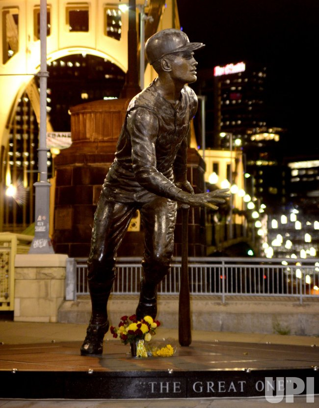 Reberto Clemente Day in Pittsburgh
