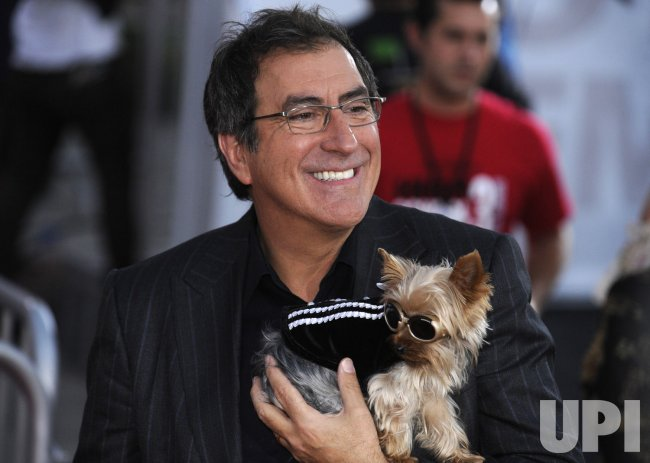 "Kenny Ortega attends the premiere of ""High School Musical 3: Senior Year"" in Los Angeles"
