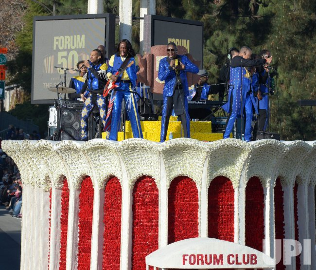 129th Tournament of Roses Parade held in Pasadena, California