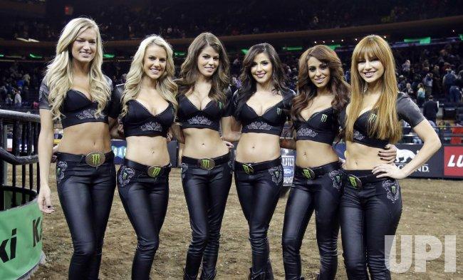Professional Bull Riders At Madison Square Garden
