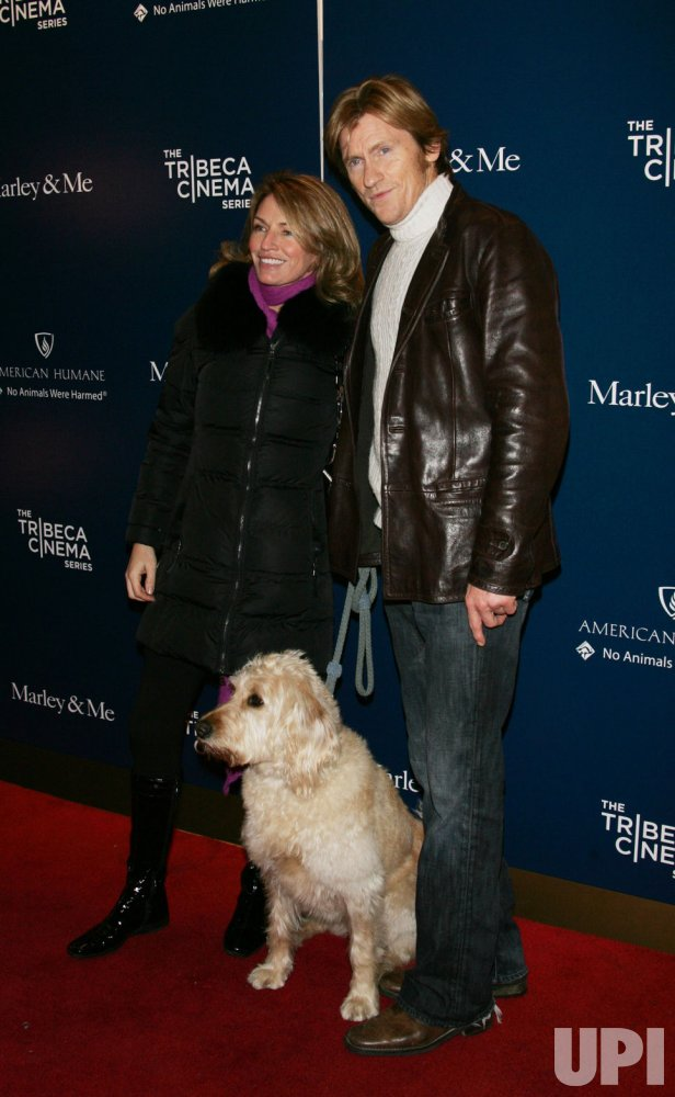 "VIP (Very Important Pooch) Screening of ""Marley & Me"" in New York"
