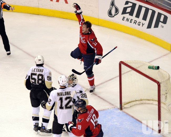 Pittsburgh Penguins vs Washington Capitals