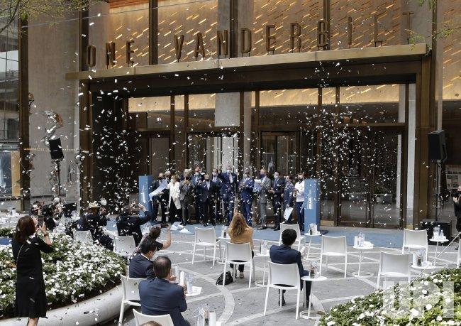 One Vanderbilt Skyscraper Grand Opening in New York