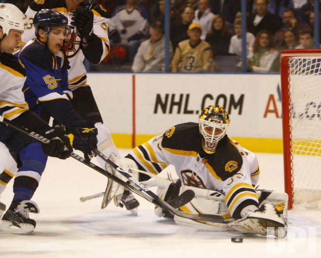 Boston Bruins vs St. Louis Blues
