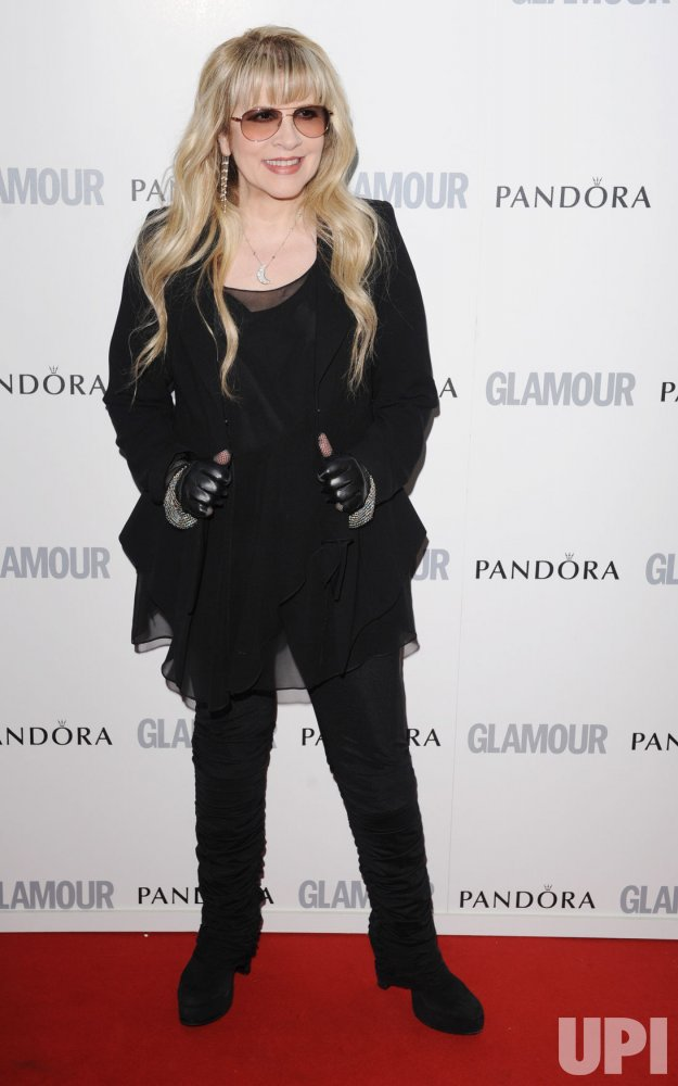 "Stevie Nicks attends ""Glamour Women Of The Year Awards"" in London"