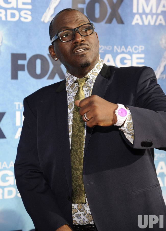 Randy Jackson attends the 42nd NAACP Image Awards Awards in Los Angeles
