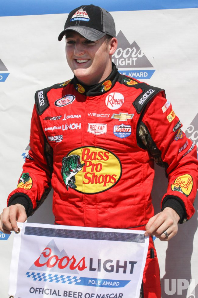 Ty Dillon Wins Pole For The 35th Annual Poweshares QQQ 300 at Daytona