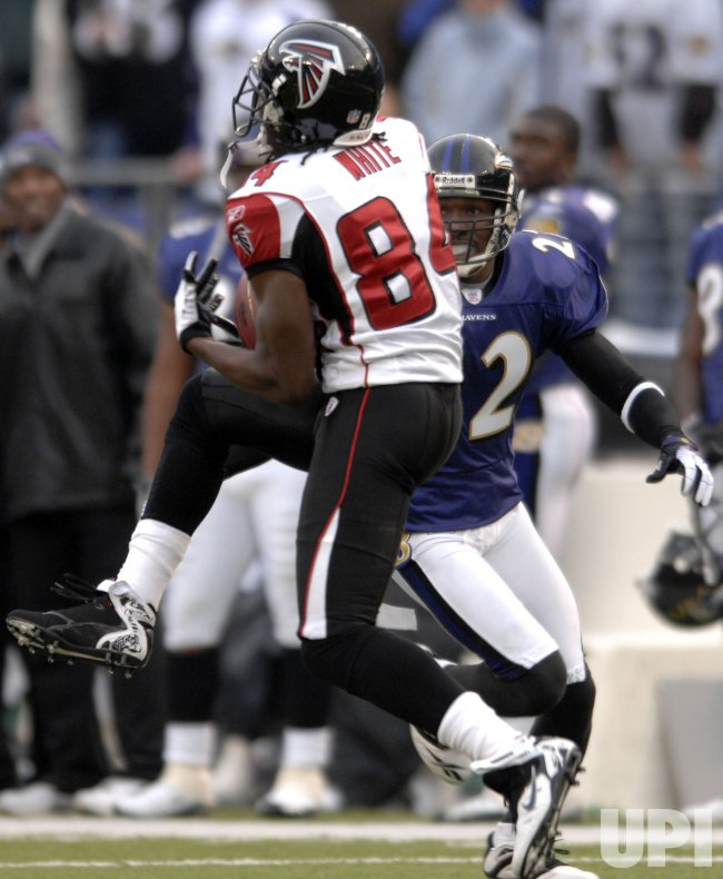 ATLANTA FALCONS VS BALTIMORE RAVENS