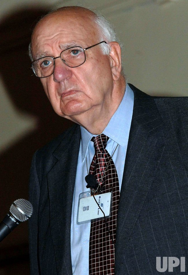 PAUL VOLCKER, CHAIRMAN OF INDEPENDENT INQUIRY COMMITTEE