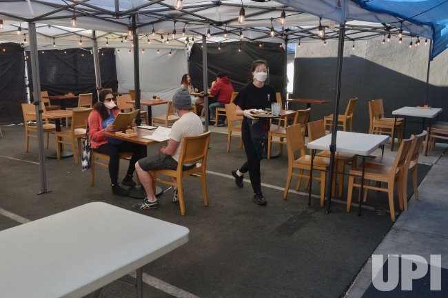 L.A. County Suspends Outdoor Dining at Restaurants as Coronavirus Surges