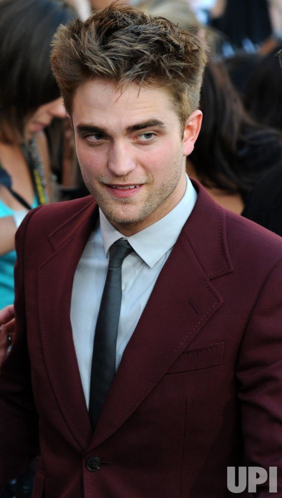 "Robert Pattinson attends the ""The Twilight Saga: Eclipse"" premiere in Los Angeles"