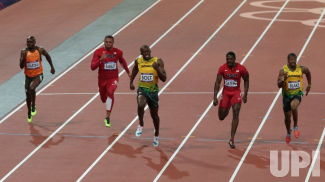 Athletics at 2012 Olympics in London