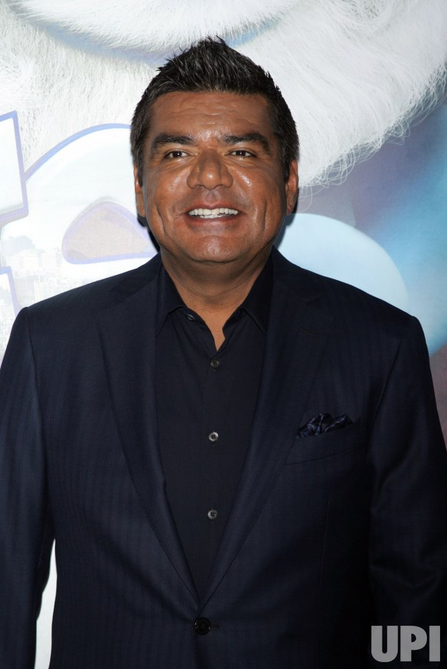 "George Lopez arrives for the ""The Smurfs"" in 3D Premiere in New York"