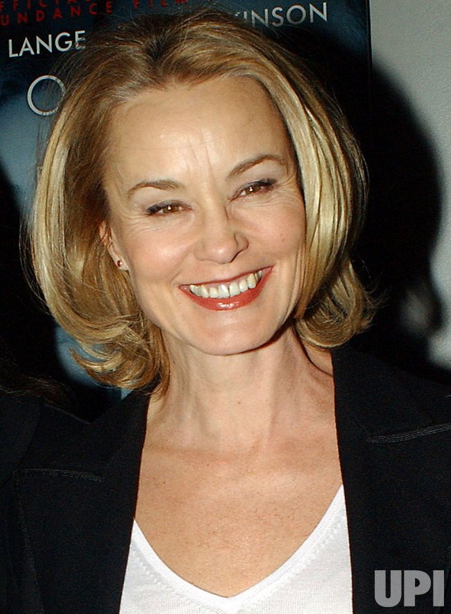 """Jessica Lange attends her cable film premiere for """"Normal"""""""