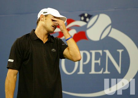 US OPEN TENNIS 2005