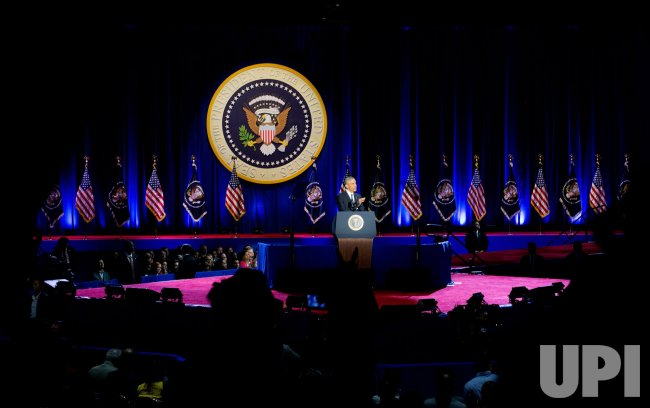 U.S. President Obama delivers farewell address in Chicago