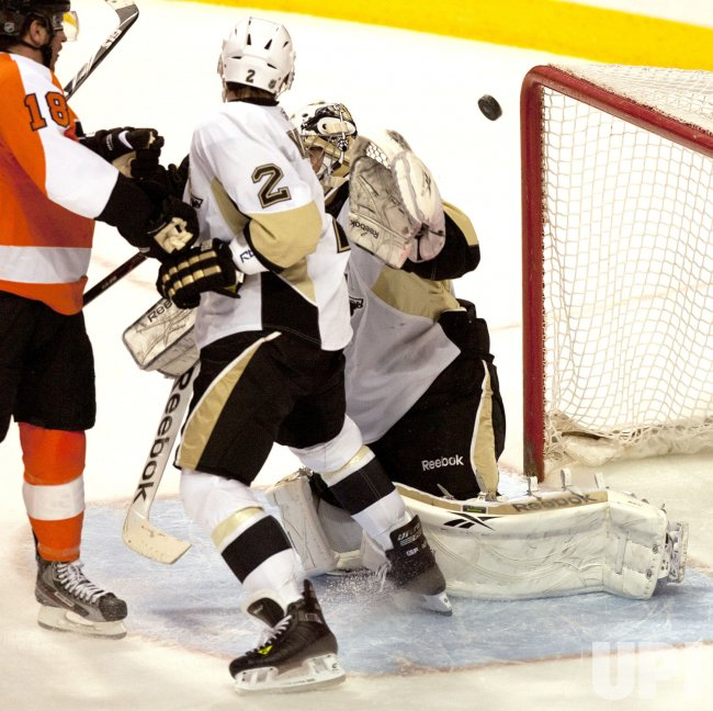 Pittsburgh Penguins vs Philadelphia Flyers
