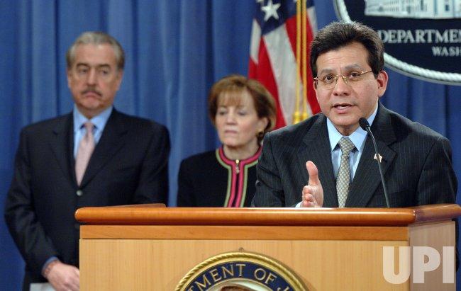 US DOJ INDICTS FARC LEADERS