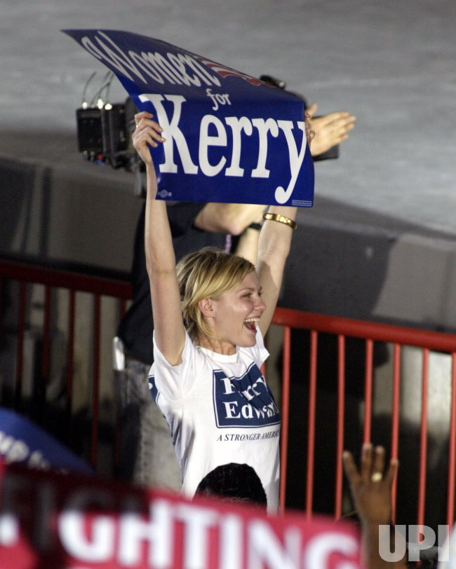 JOHN KERRY RALLY