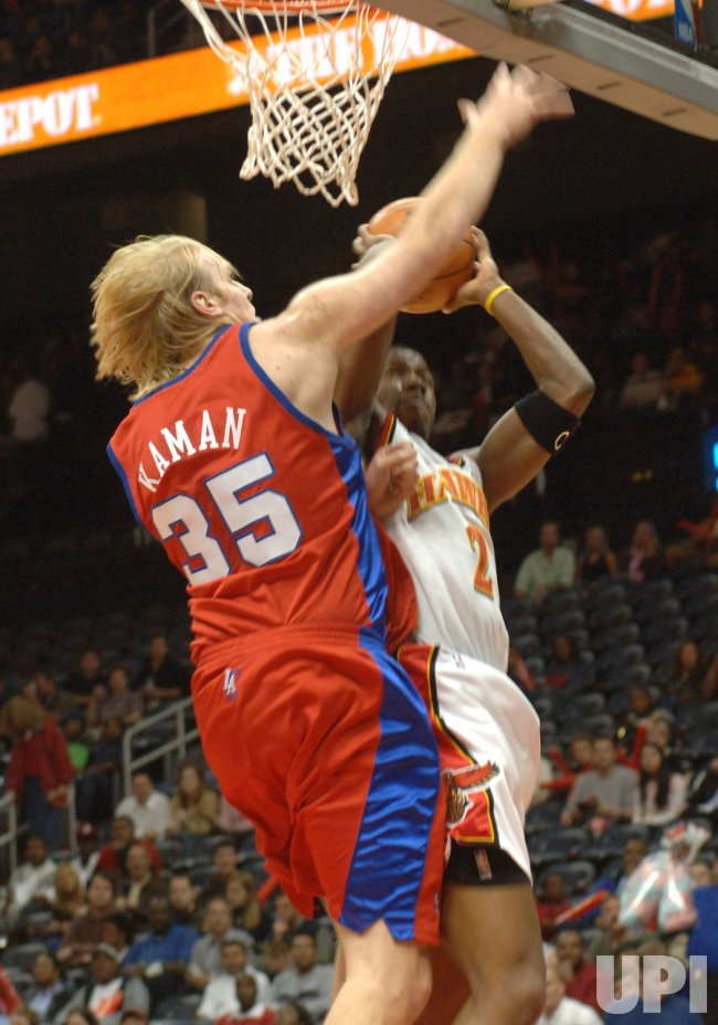 ATLANTA HAWKS VS. L.A. CLIPPERS