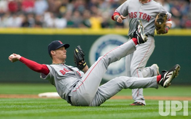 Boston Red Sox vs Seattle Mariners in Seattle