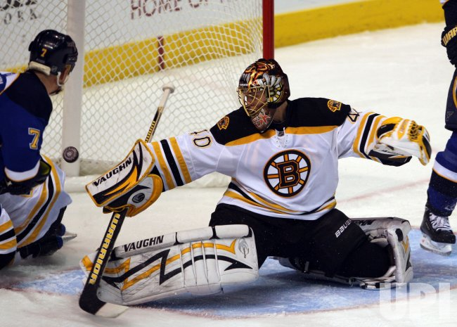 Boston Bruins Tuukka Rask