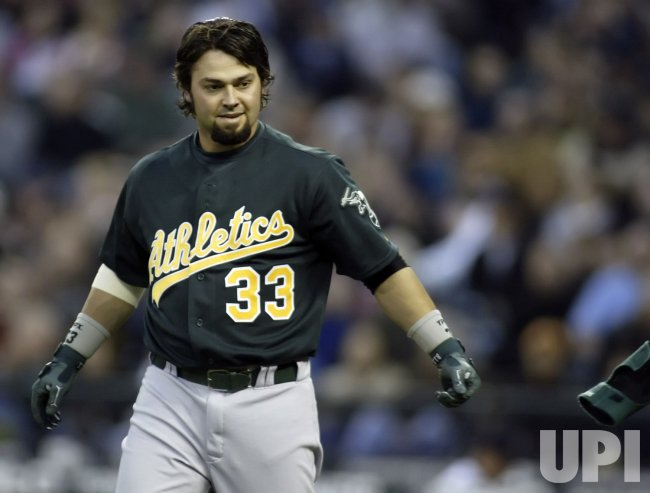 OAKLAND ATHLETICS VS. SEATTLE MARINERS BASEBALL