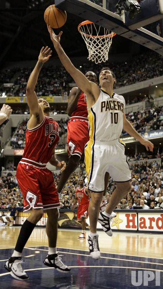 INDIANA PACERS vs CHICAGO BULLS