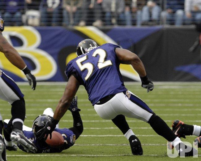 Cleveland Browns vs Baltimore Ravens