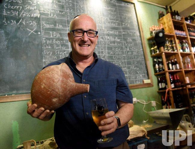 Israeli Scientists Make Ancient Beer