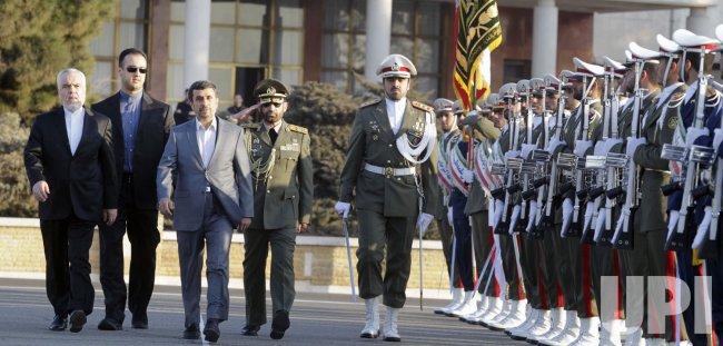 Iranian President leaves Tehran to Venezuela