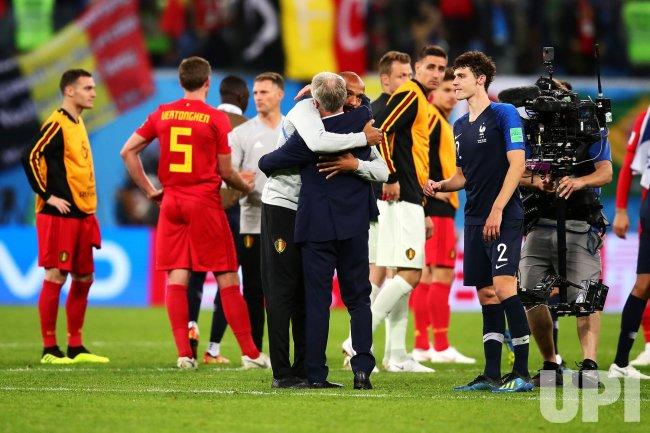 2018 FIFA World Cup Soccer - France v Belgium