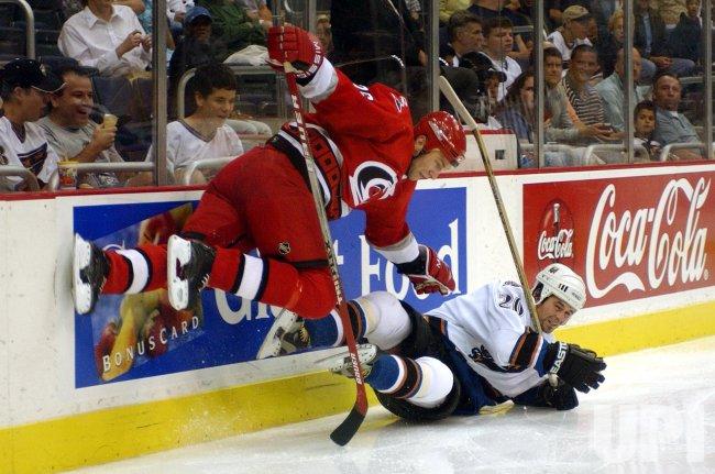 Carolina Hurricanes at Washington Capitals NHL Hockey