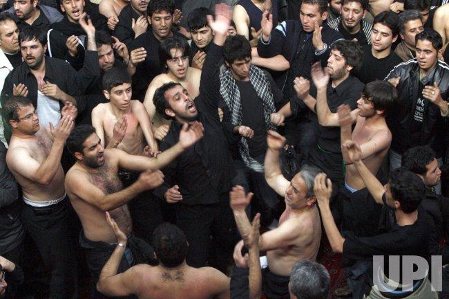IRAN ASHURA