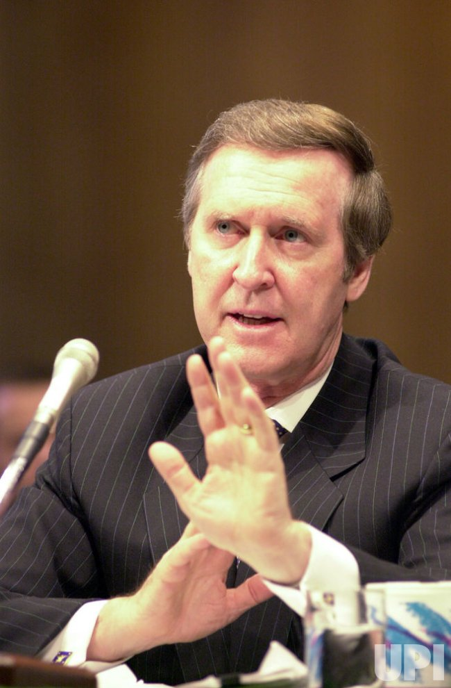 William Cohen; Gen. Hugh Shelton testify in Congress