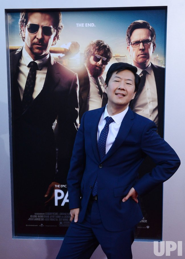 """The Hangover: Part III"" Premieres in Los Angeles"