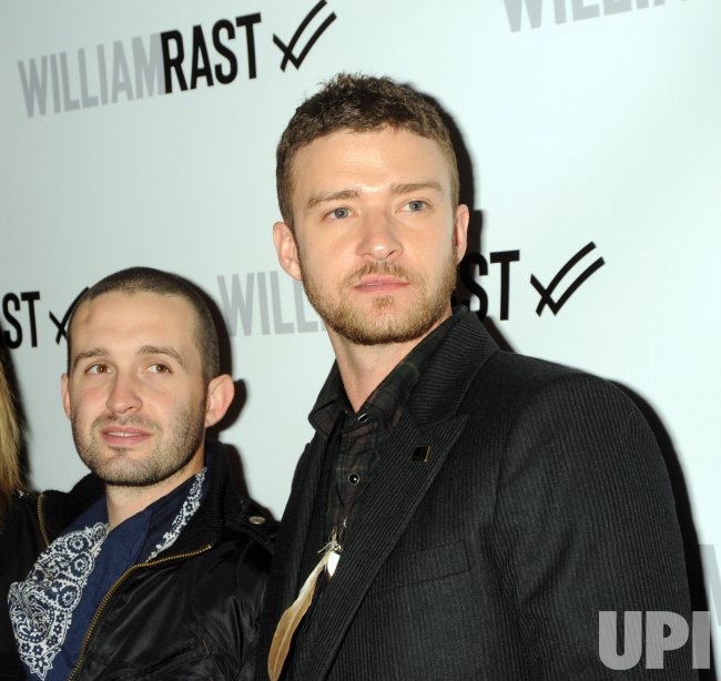 William Rast 2009 Fall collection shown in New York