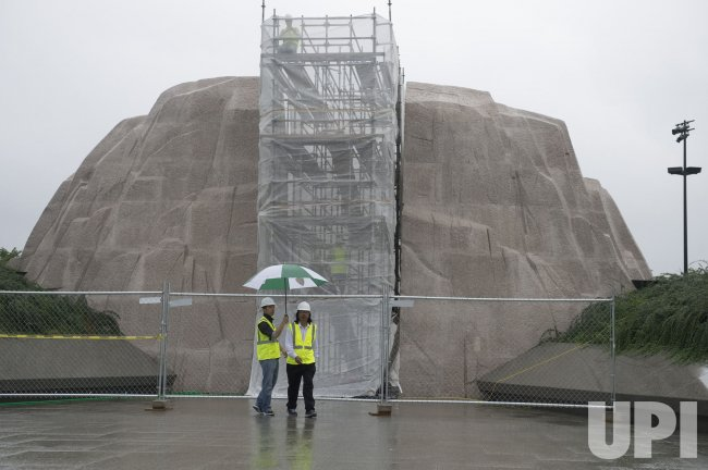 MLK Memorial Undergoes Renovation in Washington