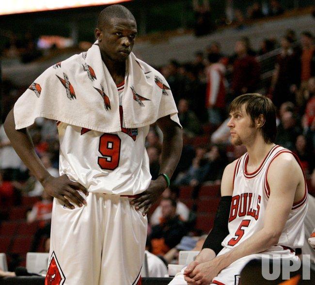 NBA Basketball San Antonio Spurs vs Chicago Bulls