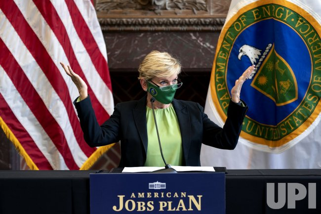 Energy Secretary Jennifer Granholm Holds Roundtable at Howard Universtiy