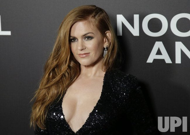 Isla Fisher at the 'Nocturnal Animals' premiere