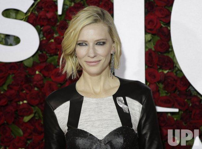 Cate Blanchett at the 70th Annual Tony Awards