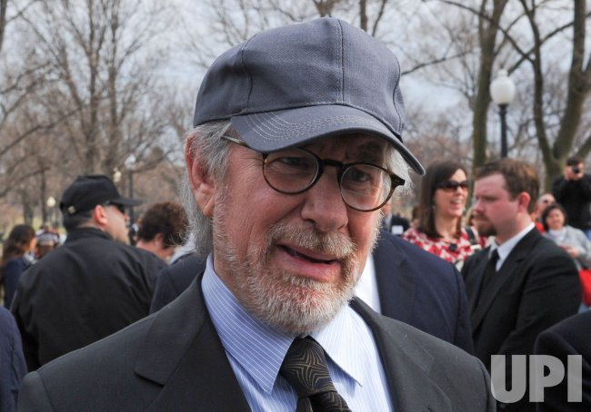 Pacific World War II veterans honored by Tom Hanks, Steven Spielberg, and HBO executives in Washington