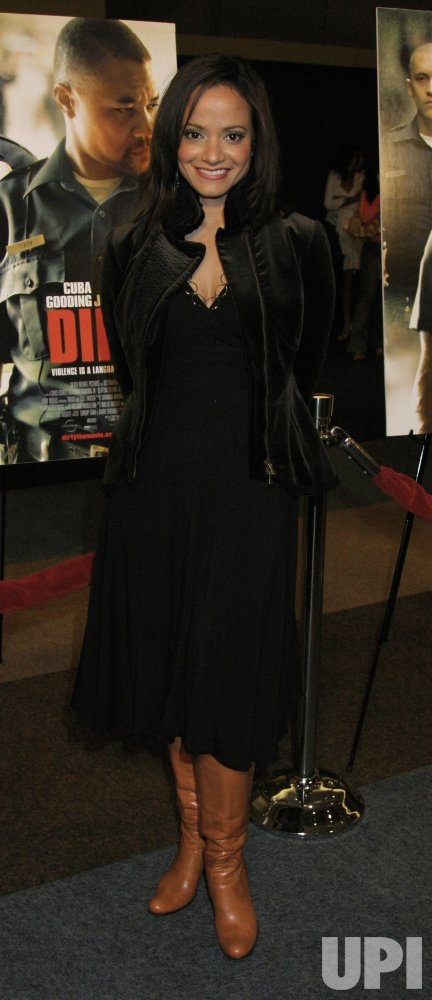 DIRTY PREMIERE IN BEVERLY HILLS