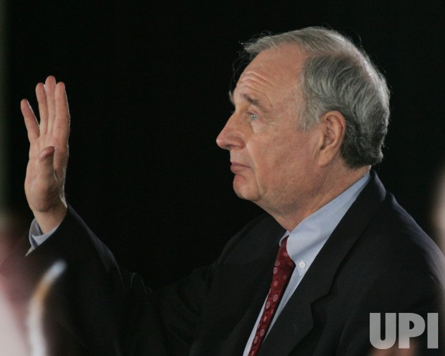 CANADIAN FEDERAL ELECTION - PAUL MARTIN