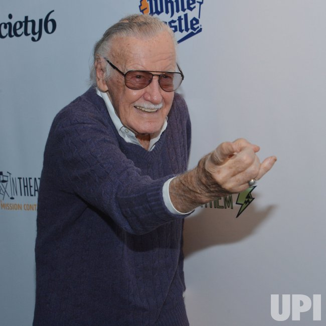 """Stan Lee attends the """"Extraordinary: Stan Lee"""" tribute event in Beverly Hills"""