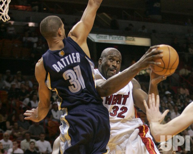 MIAMI HEAT VS MEMPHIS GRIZZLIES