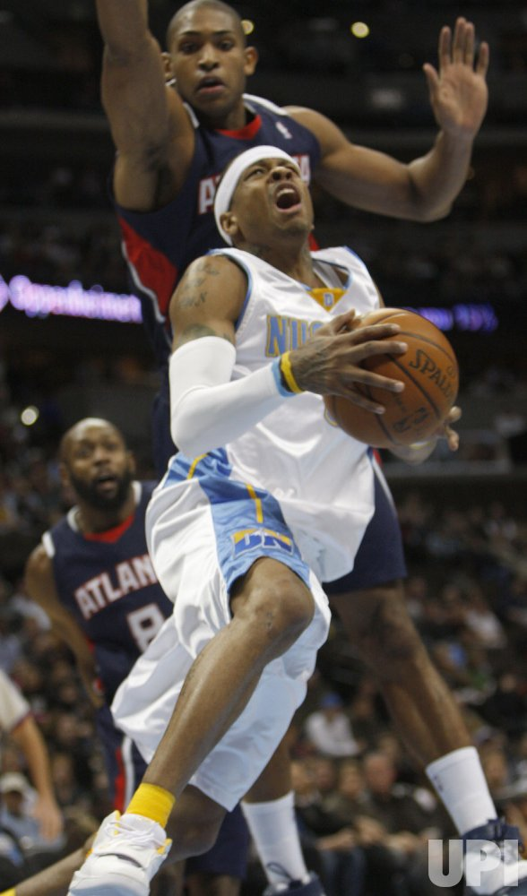 Atlanta Hawks vs Denver Nuggets