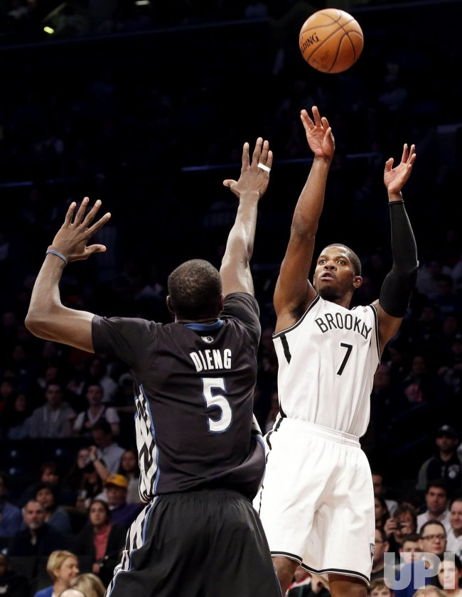 Brooklyn Nets vs Minnesota Timberwolves